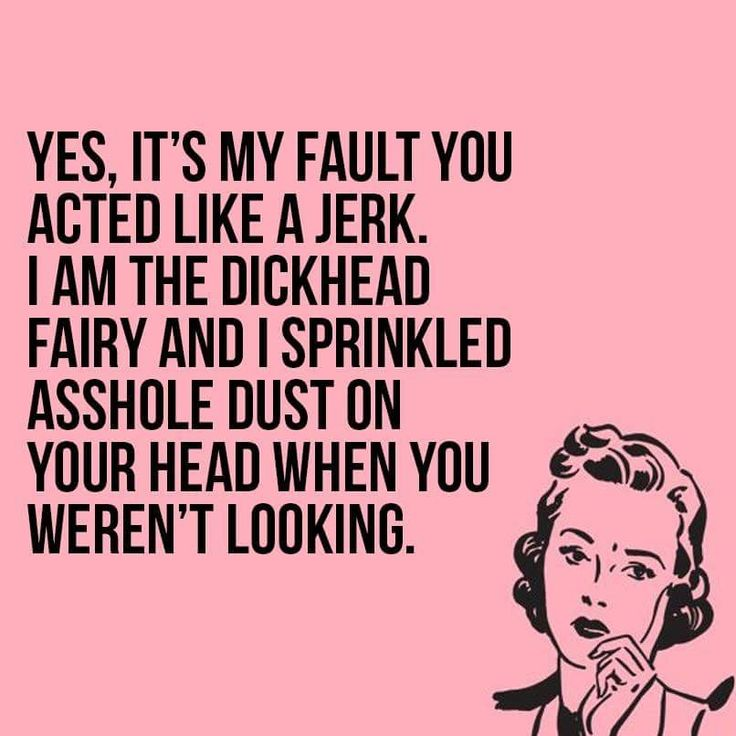 Bless your heart!! I'm so sorry! You're right.... it's ALWAYS my fault!