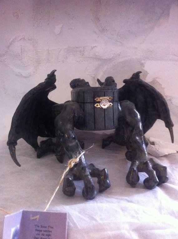 Sevarius Sleep  -Grimmick Collection Box  Fine Art - Inspired MonsterWorks