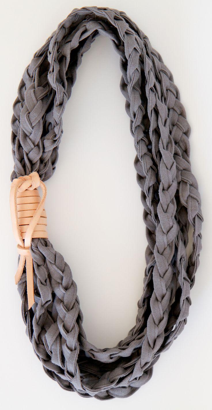 1000+ ideas about Braid Scarf on Pinterest   Scarf ...