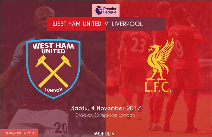 Prediksi West Ham vs Liverpool 5 November 2017