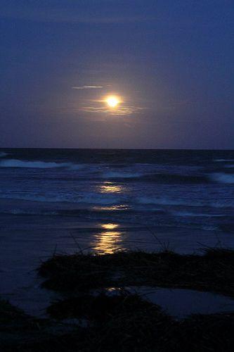 Super Moon June 2013, Sullivan Island, SC