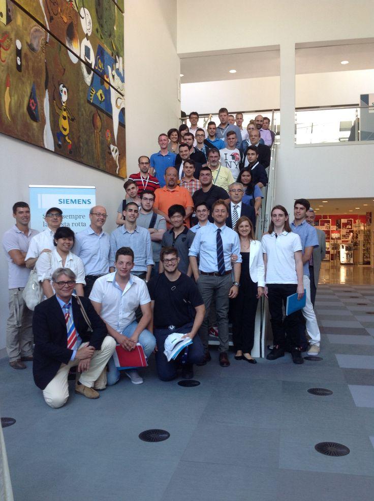 L'obiettivo degli #stage #estivi è aiutare gli #studenti delle #scuole #superiori a fare scelte consapevoli riguardo al proprio #futuro scolastico e #professionale e, nello stesso tempo, stimolare l'interesse verso percorsi tecnico-scientifici coerenti con il contesto internazionale e utili ai futuri #business. #Milano #giovani   http://sie.ag/1Z73LlI