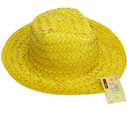 68 best spring and easter bonnets images on pinterest easter childrens easter cowboy hat yellow just at hobbycraft negle Choice Image