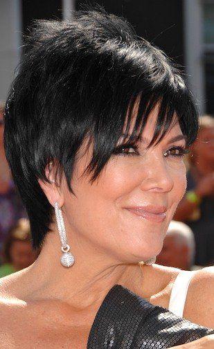 Short Hairstyles for Older Women Over 50