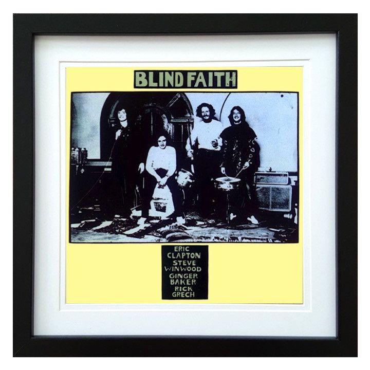 Blind Faith | Blind Faith (Alt.) Album | ArtRockStore