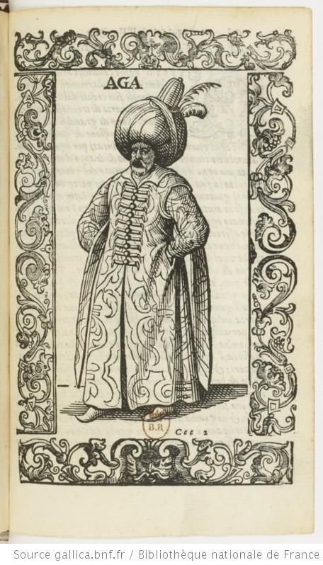 Vecellio 01 Aga General Commander Of The Janissary Corps