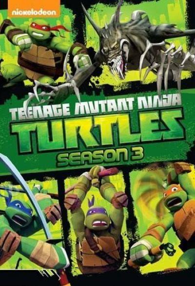 Teenage mutant ninja turtles 2012 saison 3 vf en - Les nom des tortues ninja ...