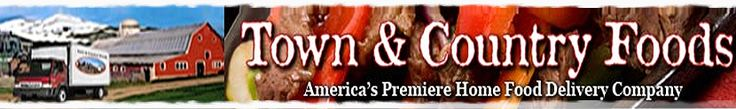 Town and Country Foods Provides Home Delivered Food: Organic Vegetables, All Natural Meat and Wild Seafood