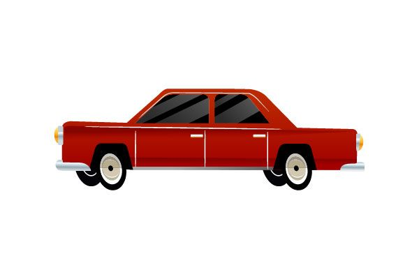 Red car vector #redcar #vector #vectorpack http://www.vectorvice.com/cars-vector