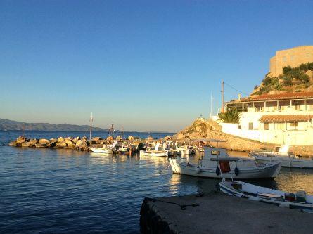 Kodylenia Taverna, all tavernas in Hydra Island Greece