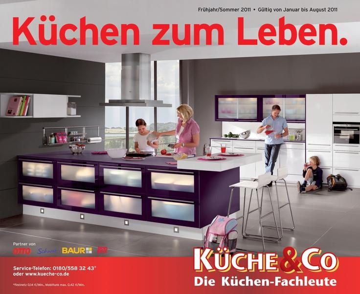 Küche Küchenkatalog 2011 Frühjahr