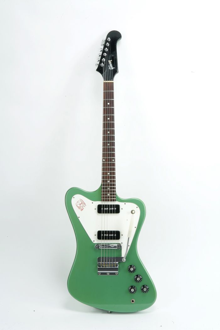 Gibson Firebird 1967 Invermess Green