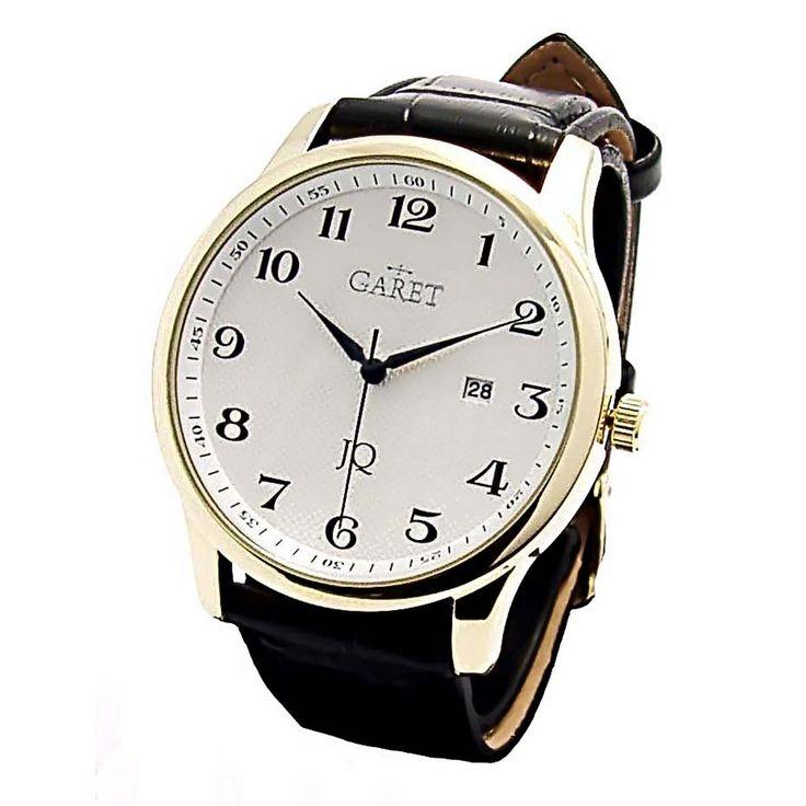 Pánske hodinky GARET 119387-3E  ..panske retro;-)