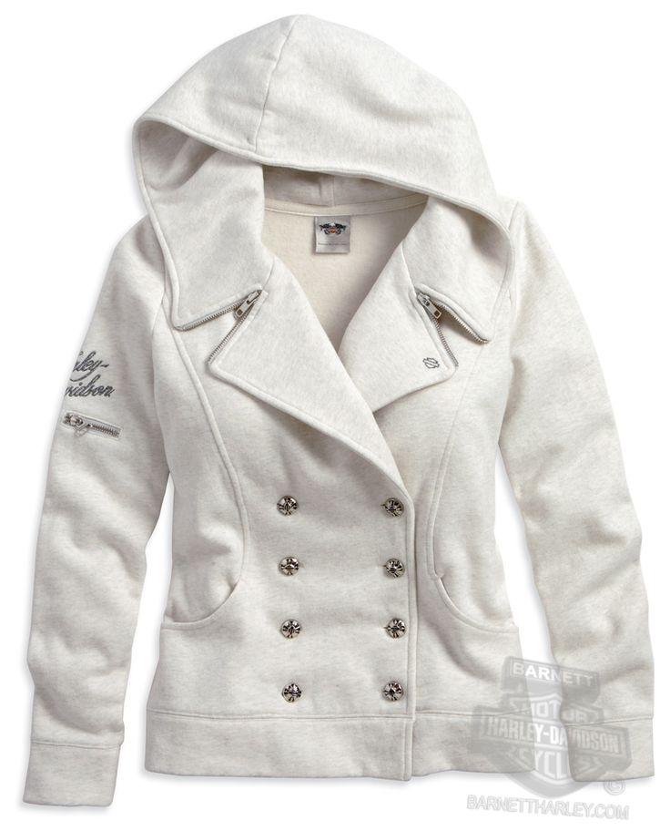 Harley davidson jackets for women