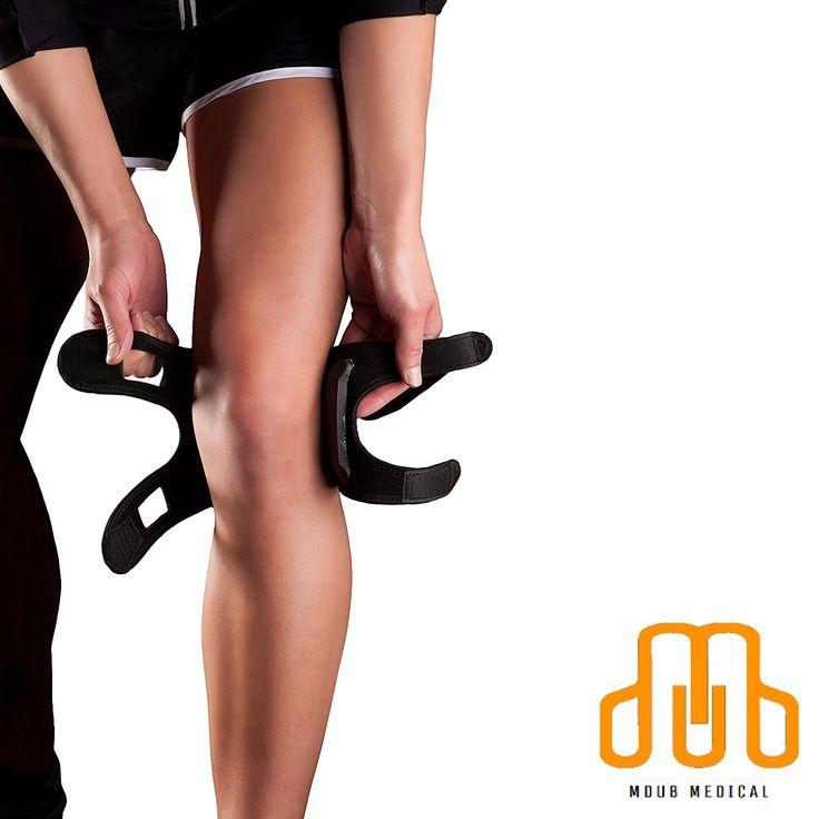 Crosstrap Full Stabilizing Patella Brace by MDUB Medical. Prevent Patellar Tendonitis (Jumper's Knee) Full knee Support Brace for ACL / LCL Ligament Pain #Crossstrap #mdub #mdubmedical #Braces #Kneebrace #Kneepain #Patellartendonitis #Kneesupport #Athlete #Fitness #UTAH #utahfitness #Sportsmedicine