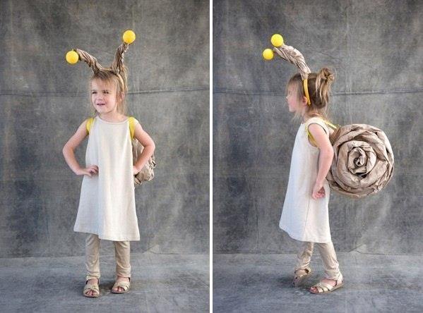 Купить костюм детский улитка