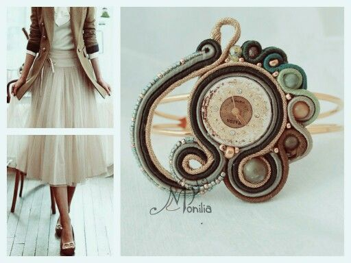 #simonarotaris #soutache #vintage
