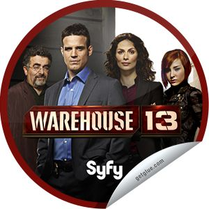 Warehouse 13 Season 5 Fan