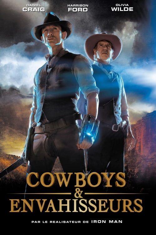 cowboys et envahisseurs le film a