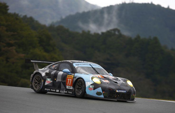 6 Horas de Fuji. #Porsche911RSR