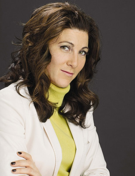 Eve Best in Nurse Jackie