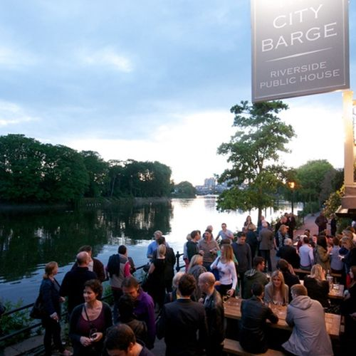 London's Best Riverside and Canal Bars   sheerluxe.com