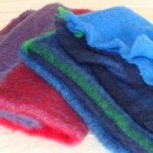 Mohair Blankets - Mohair Mill Shop
