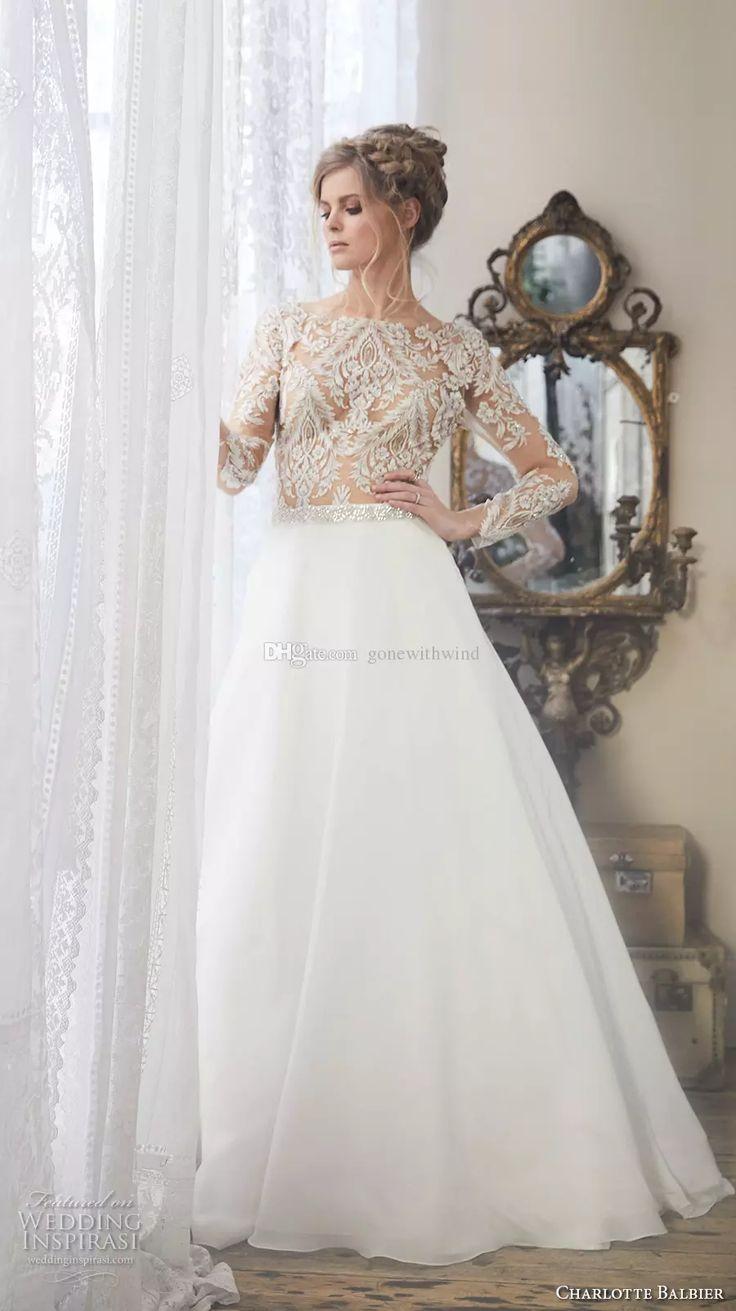 121 Best 2018 Wedding Dresses Images On Pinterest Short