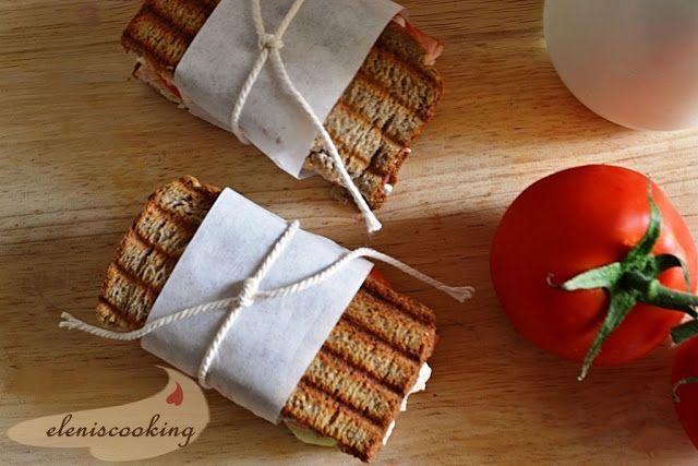 Μαγειρική με Φαντασία: Σάντουιτς με Κοτόπουλο