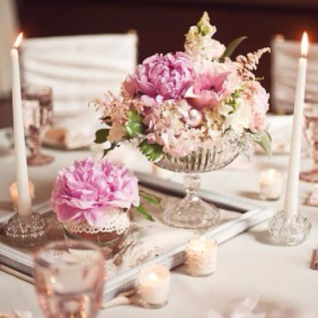 Altar Flowers Wedding Table: 46 Best Altar Flowers Images On Pinterest