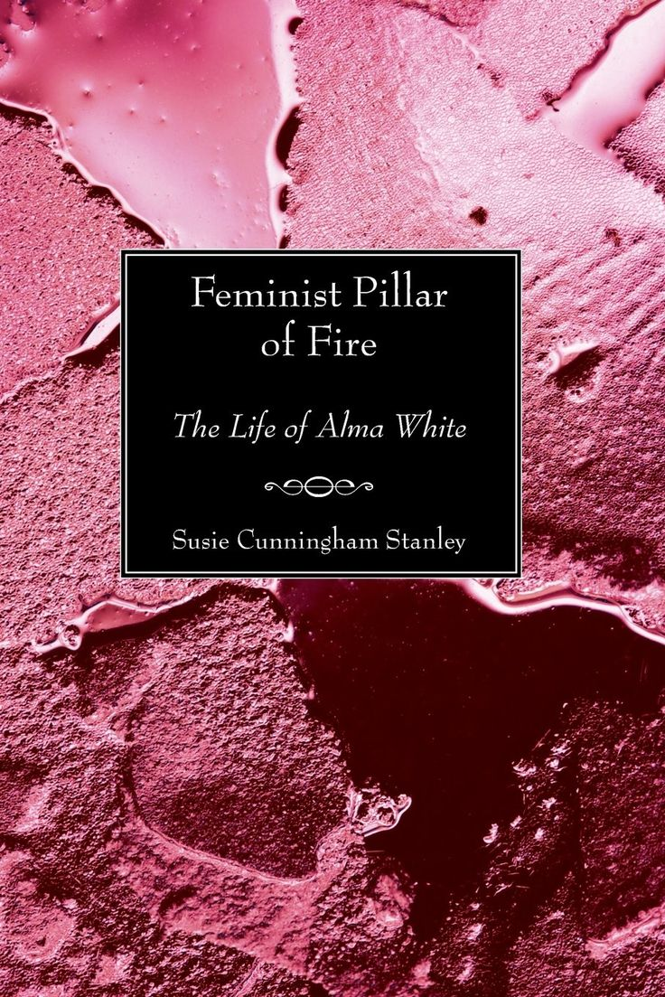 Susie C. Stanley.  Feminist Pillar of Fire: The Life of Alma White  Reprint  (Eugene, OR: Wipf and Stock, 2006).