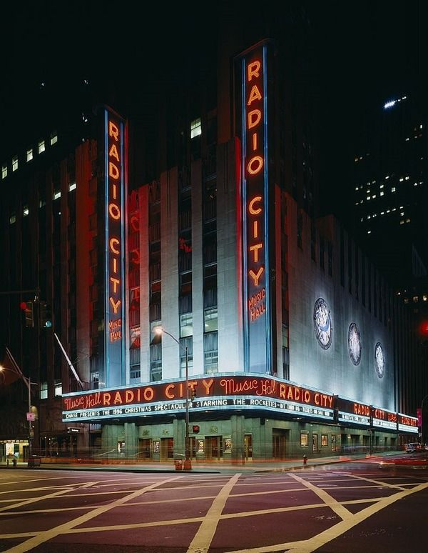 On December 27, 1932, Radio City Music Hall opened in New York City.  Try your luck with these trivia questions about one of the most unique locations in the country...