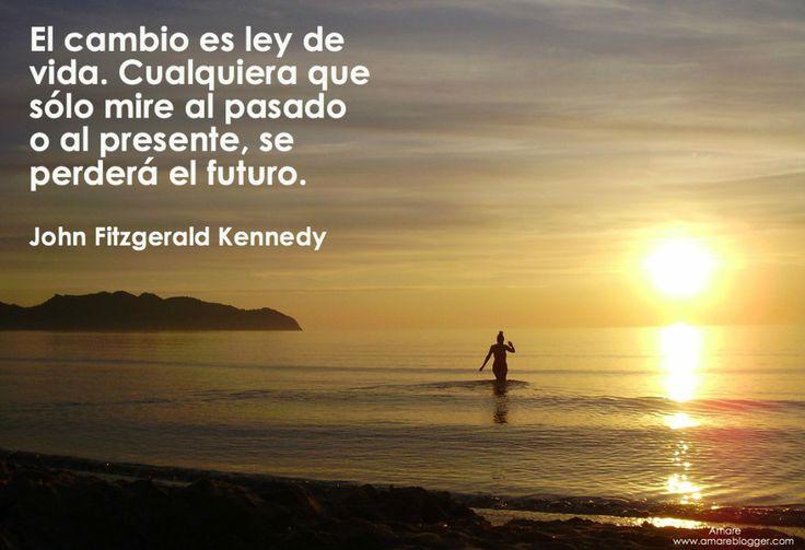frases de John Fitzgerald Kennedy