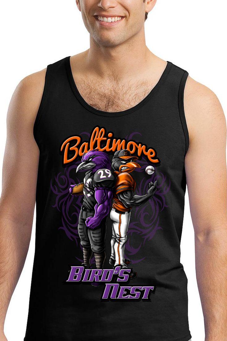 900890be7 ... Tri-Blend T- Shirt Baltimore Birds Nest Baltimore Ravens Shirt  Baltimore Orioles Shirt Baseball Shirt Football ...