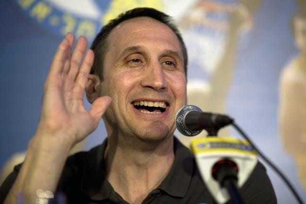 Meet New Cleveland Cavs Head Coach Target and Euroleague Product David Blatt  Let the Blatt Era begin!!!!