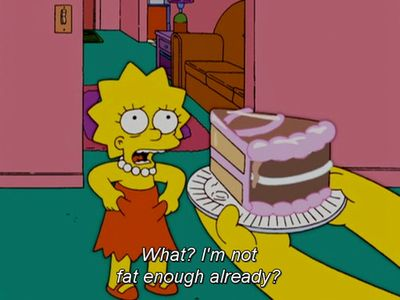 cartoon, lisa simpson, marge simpson, quote, the simpsons, tv show