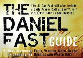 Check Out This Guide for the Daniel Fast!