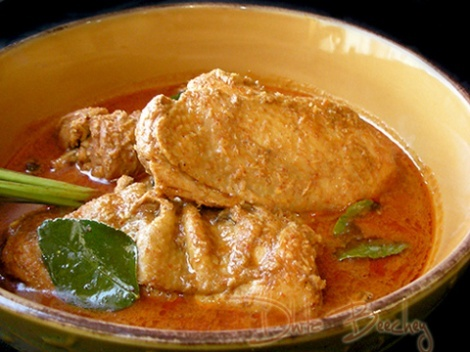 Indonesian Chicken Curry Recipe Indonesian Food