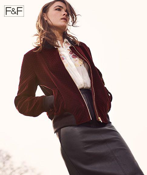 F&F Női divat Lookbook