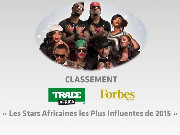 Le Top 30 des artistes africains de 2015   Un partenariat Forbes Afrique et Trace Africa   #Top30ArtistesAfricains