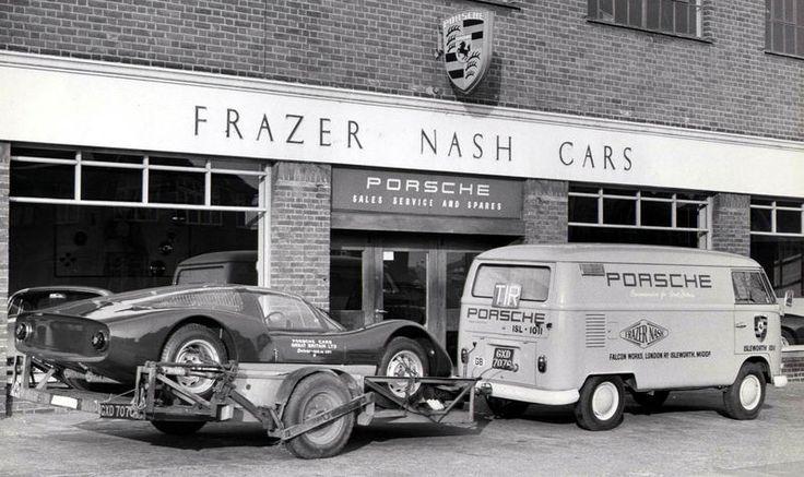 """pursang356:"""" Frazer Nash Cars - Porsche """"www.pursang356.blogspot.com"""