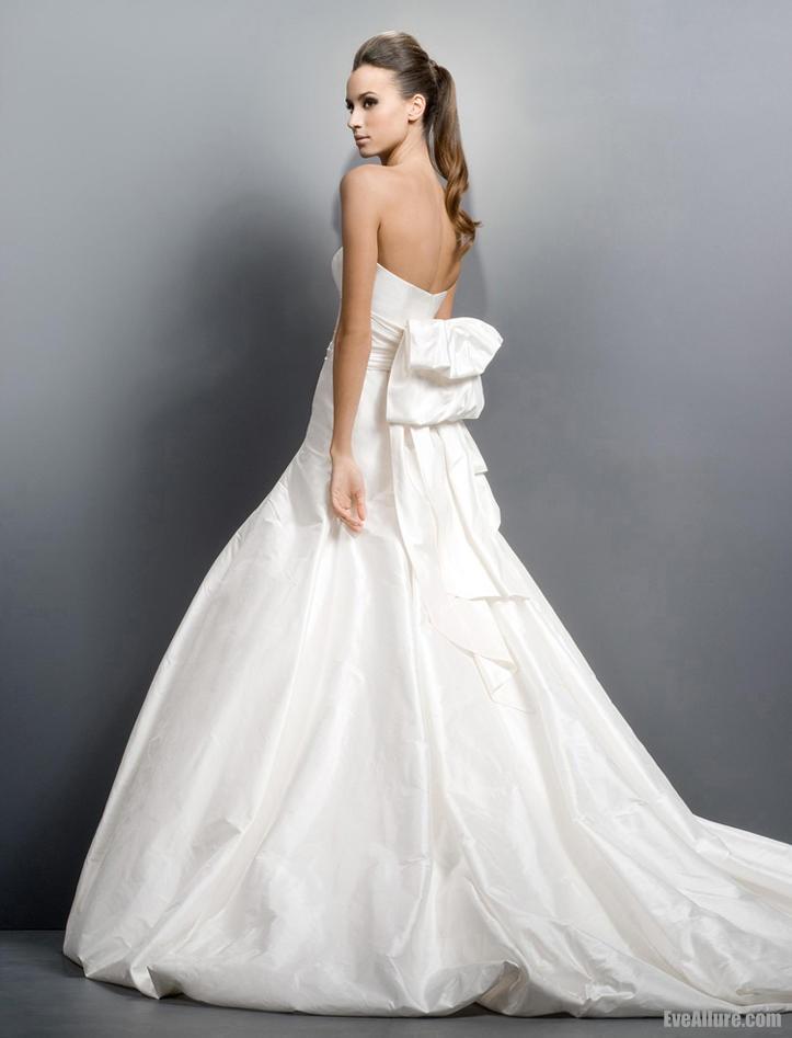 Fabulous Image detail for Elegant One shoulder Ball Gown Royal Angerlika us Wedding Dress