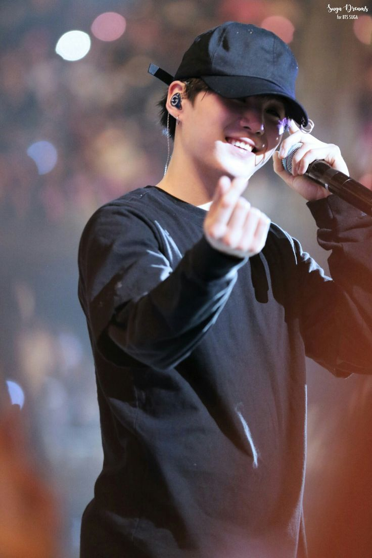 Suga ❤ BTS THE WINGS TOUR~ 2017 BTS Live Trilogy Episode lll In Newark, USA~ (170323-24) #BTS #방탄소년단