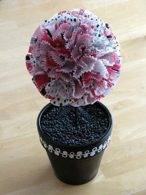 topiaria docinhos: Holiday, Valentines Day, Topiaries, Craft Ideas, Party Ideas