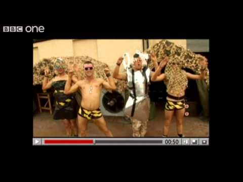Lady Gaga, Telephone - Gary: Tank Commander, Series 2 - BBC One Scotland - YouTube