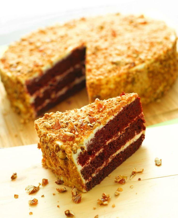RedVelvet Cake (Whole)