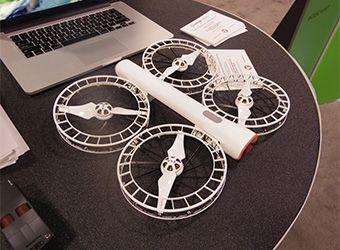 【世界のドローン26】コンパクト&超軽量の秘密は磁石! 高性能ドローン「Snap」に注目 | TS World部 | デジカルCOLUMN | 明日をちょこっとHAPPY!にするデジカル系情報マガジン TIME&SPACE(タイムアンドスペース)