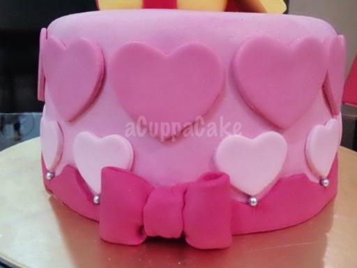 Lovely Bears Cake