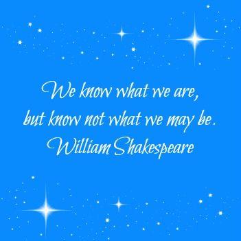 #Shakespeare #Inspiration