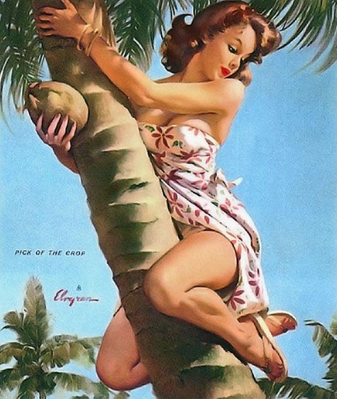 Gil Elvgren Pin-upGilelvgren, Elvgren Pinup, Pinupart, Vintage Pinup, Pin Up Art, Pinup Girls, Pinup Art, Gil Elvgren, Pin Up Girls